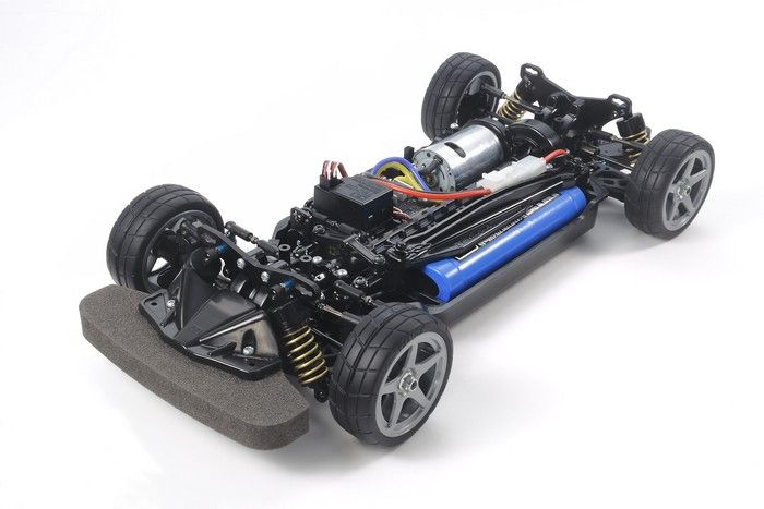 Soon-to-be-released Tamiya TT-02 Type S Chassis Kit~ Check it out here: http://blog.rcmart.com/?p=17817