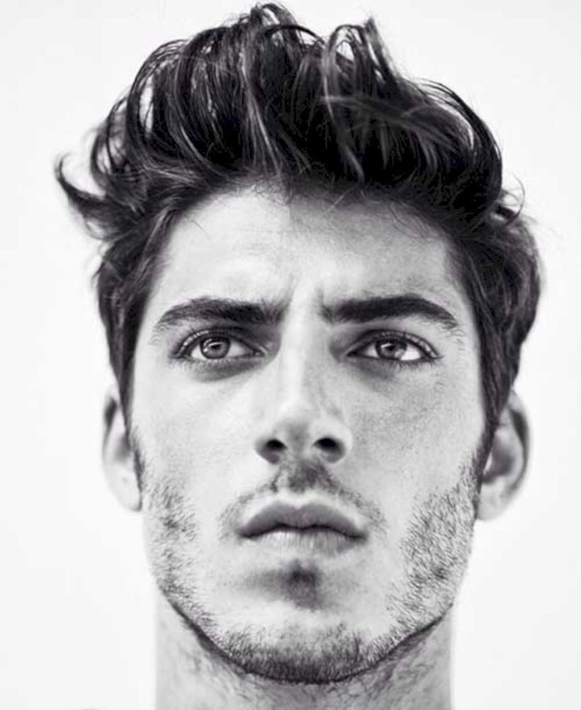 47 Beautiful Curly Pompadour Hairstyle for Men | Pompadour hairstyle ...