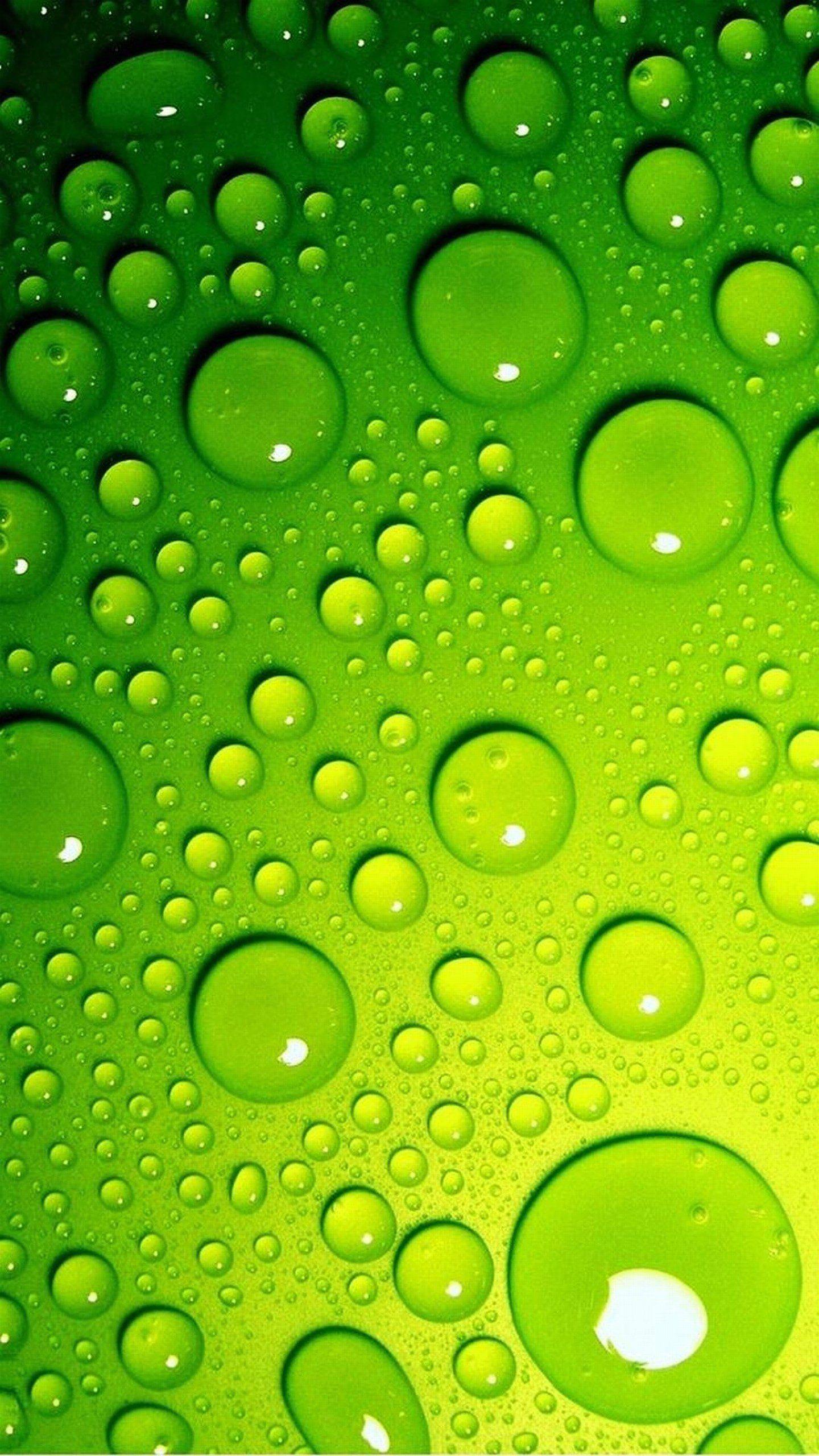 Green Drops Green Wallpaper Green Screen Photography Iphone 5s Wallpaper Hd wallpaper lime slice bubbles macro