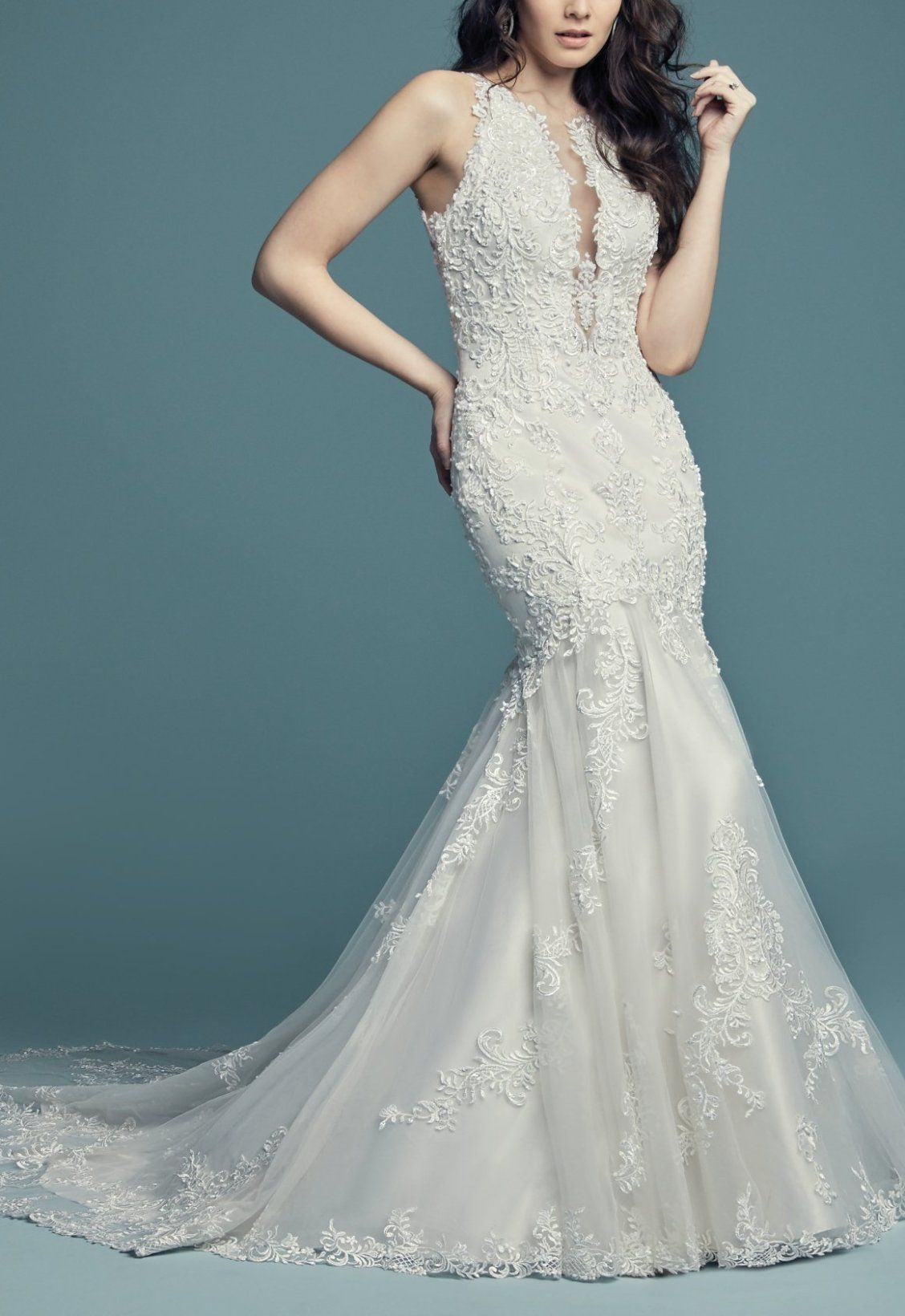 Maggie Sottero Wedding Dresses | Maggie sottero, Romantic wedding ...