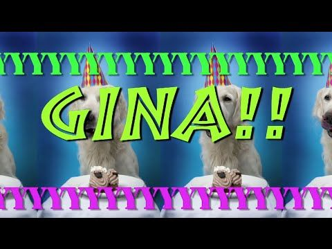 Happy Birthday Gina Epic Happy Birthday Song Leo Epic Happy