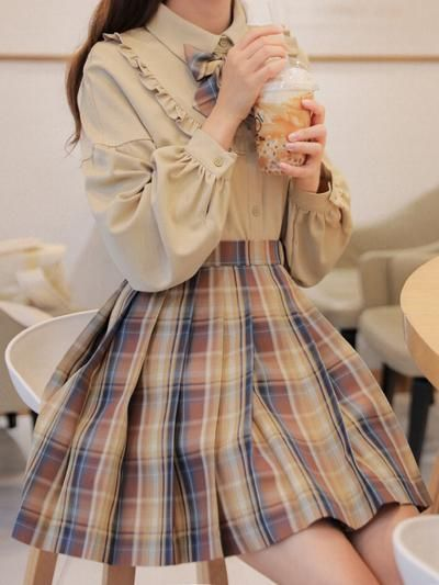 Balbina Blouse & Dress - Blouse / M