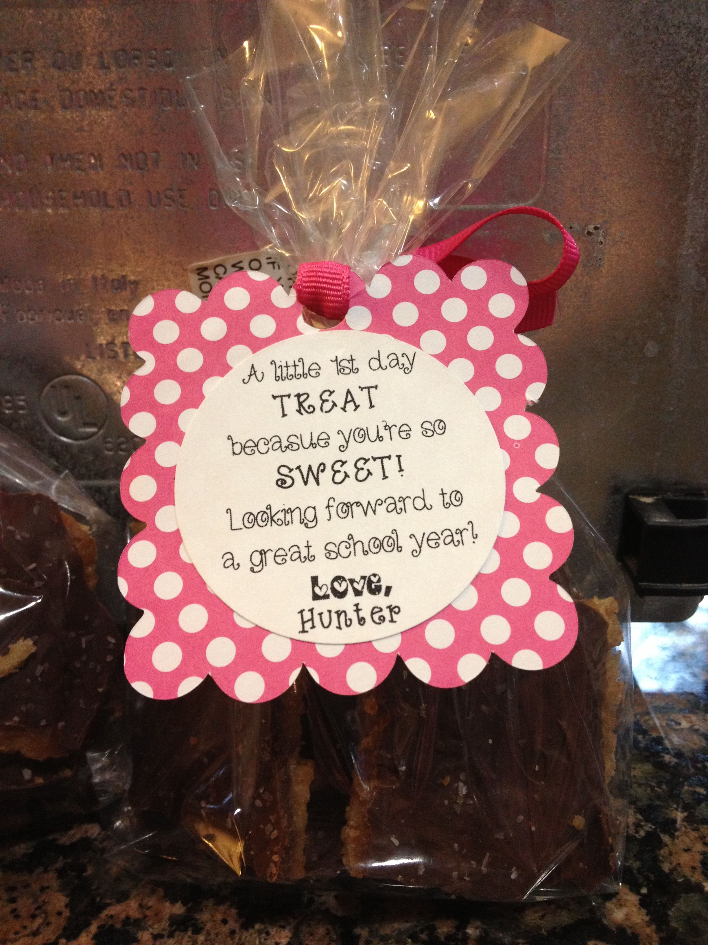 Gifts here\'s a little treat because your so sweet Referral ...