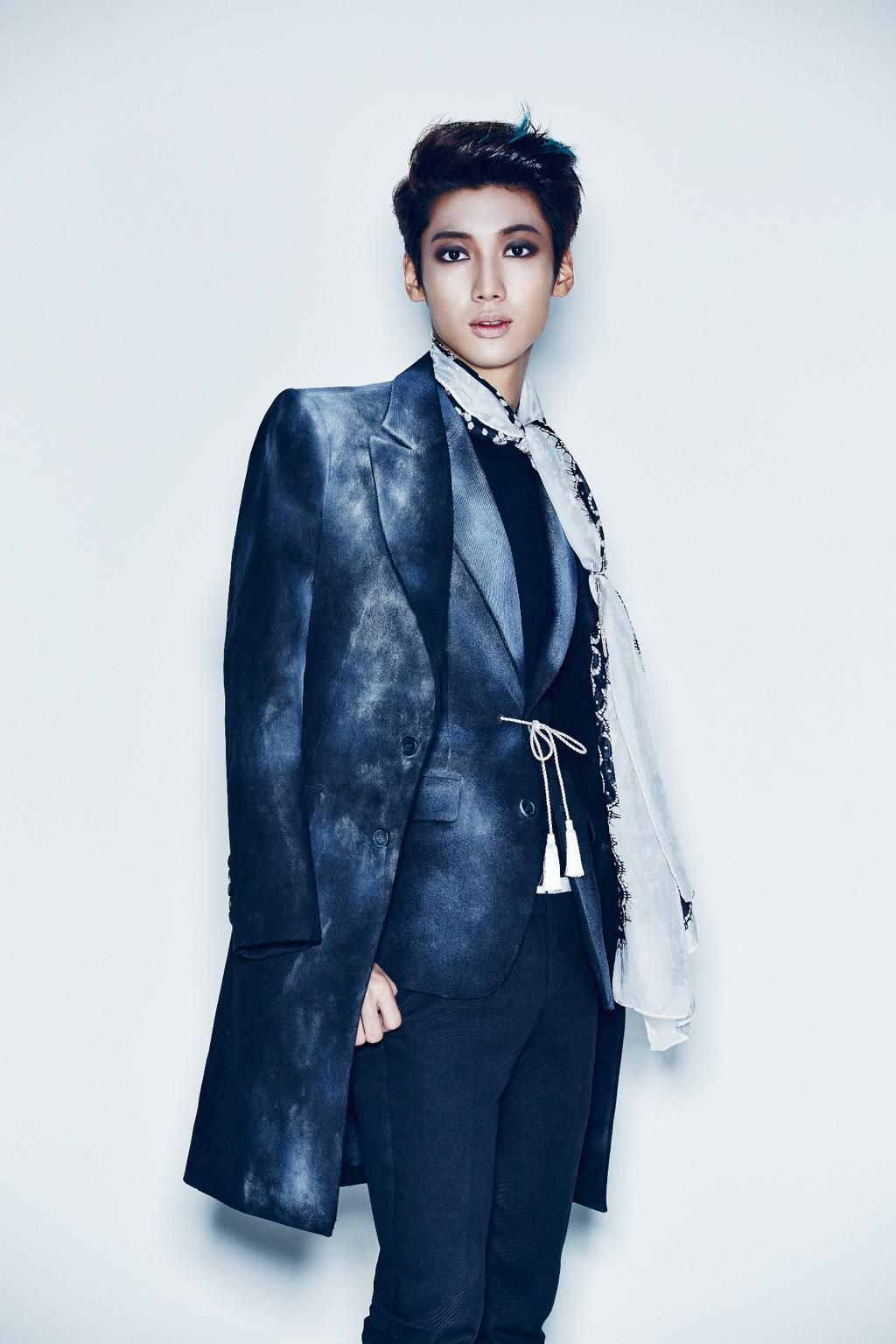 And Kwangmin (광민), the cute younger twin of @G_BoyFriend! #BoyfriendASC