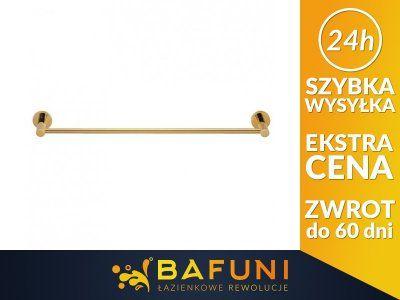 Zloty Wieszak 55cm Reling Omnires Modern Almo 3108 6176491655 Oficjalne Archiwum Allegro Almo Modern