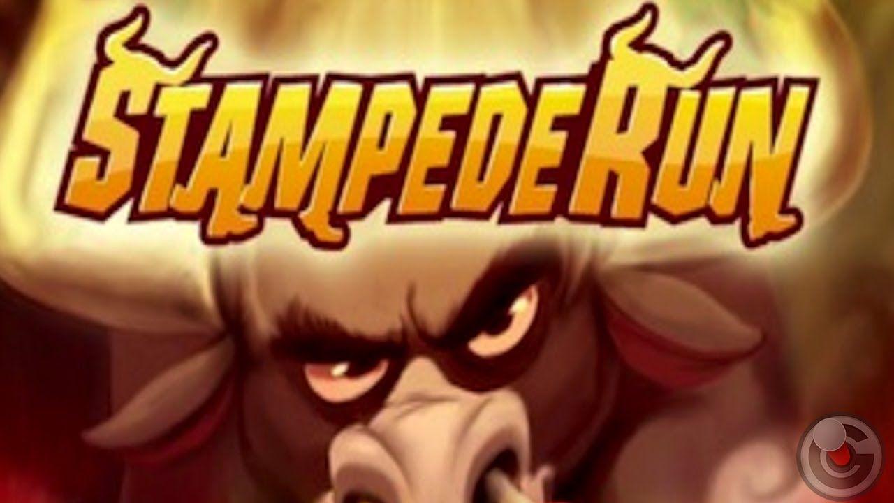 Watch Stampede Run iPhone/iPad Gameplay...! stampederun