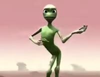 En Iyi Yeşil Uzaylı Dansı 2 En Iyi Yeni Dame Tu Cosita Yarışması