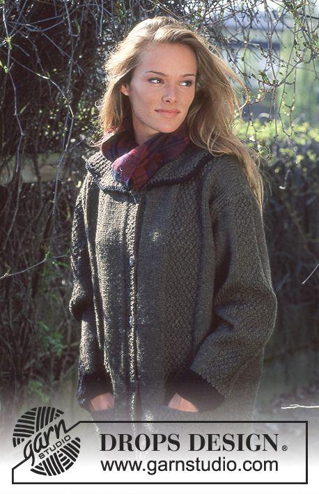 DROPS 43 ~ DROPS Design | Sweaters | Pinterest | Alaska, Fantasía y ...