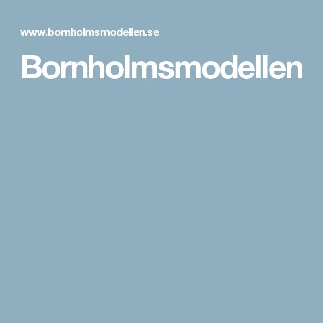 Bornholmsmodellen