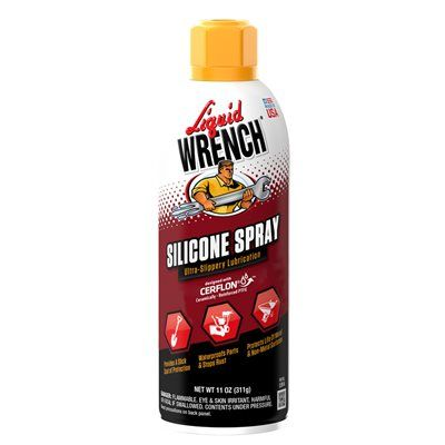Liquid Wrench Lubricant M914 11 Oz Silicone Spray With Images