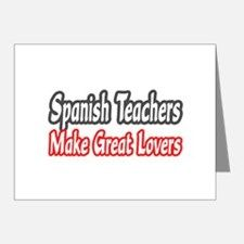 Spanish Teacher Thank You Cards Note Email After Teaching