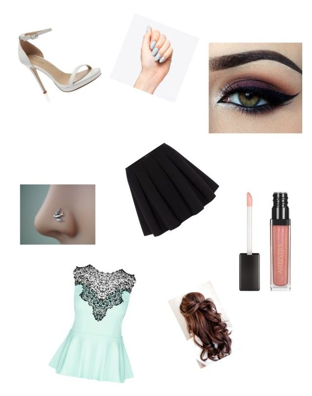 """Untitled #10"" by sierra-homeyer on Polyvore featuring beauty, Ardell, Polo Ralph Lauren and City Chic"
