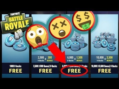 How To Get Free V Bucks In Fortnite FREE V Bucks Generator XBOX - Minecraft ps4 edition spieletipps