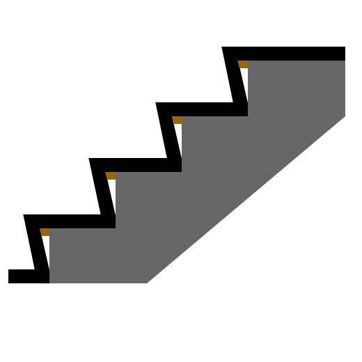 Trapbekleding in hout voor betonnen trappen - Betonnen Trap
