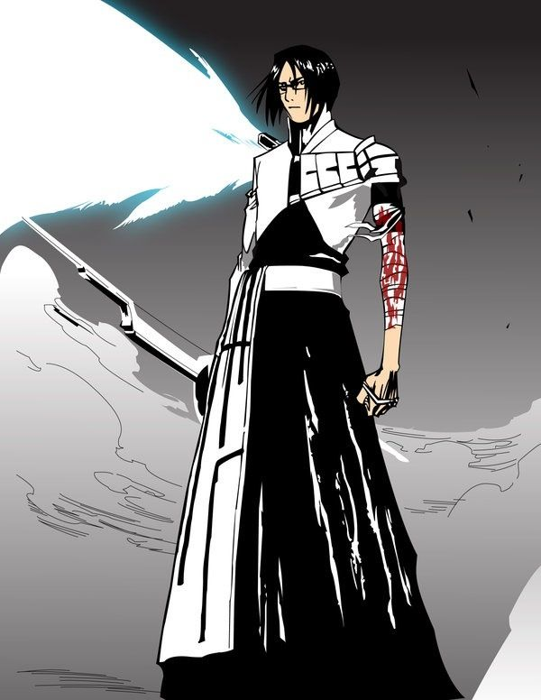 Okay We All Know How Cool Uryu Is But Can We Just Take A Second