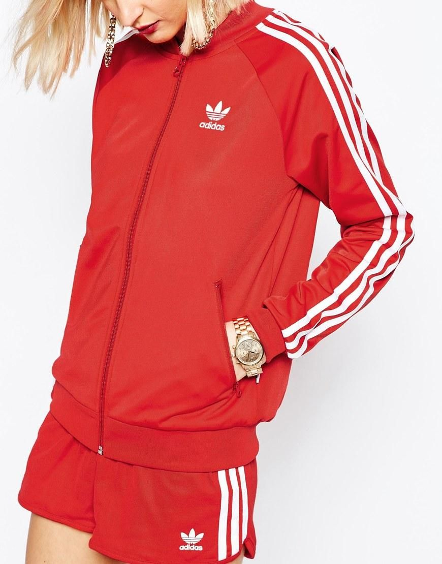 Adidas Tracksuit Tops Tracksuit Adidas [ 1110 x 870 Pixel ]