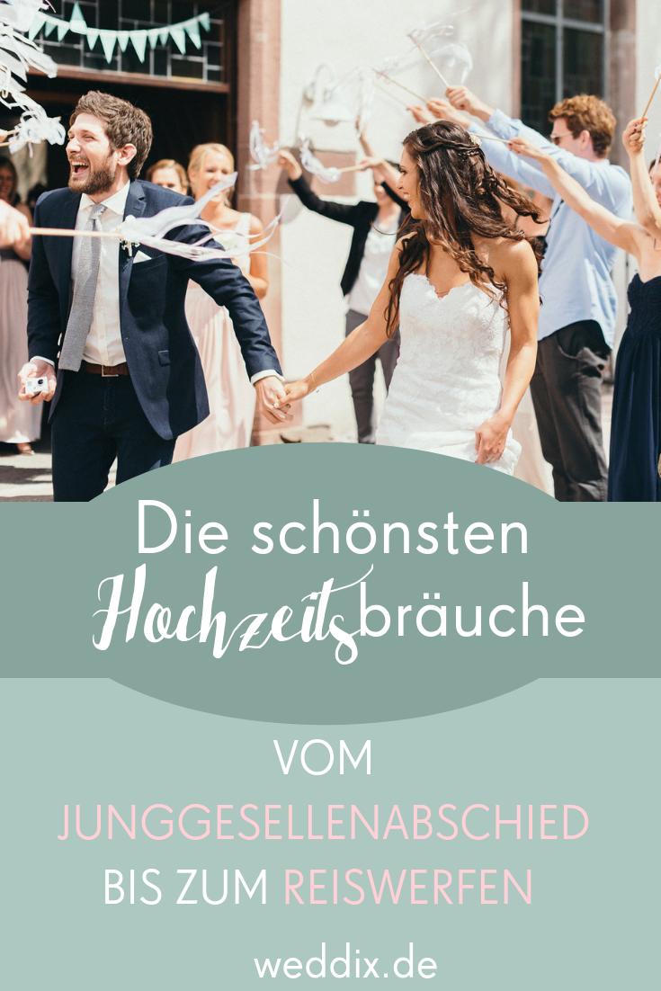 hochzeit in deutschland traditionen