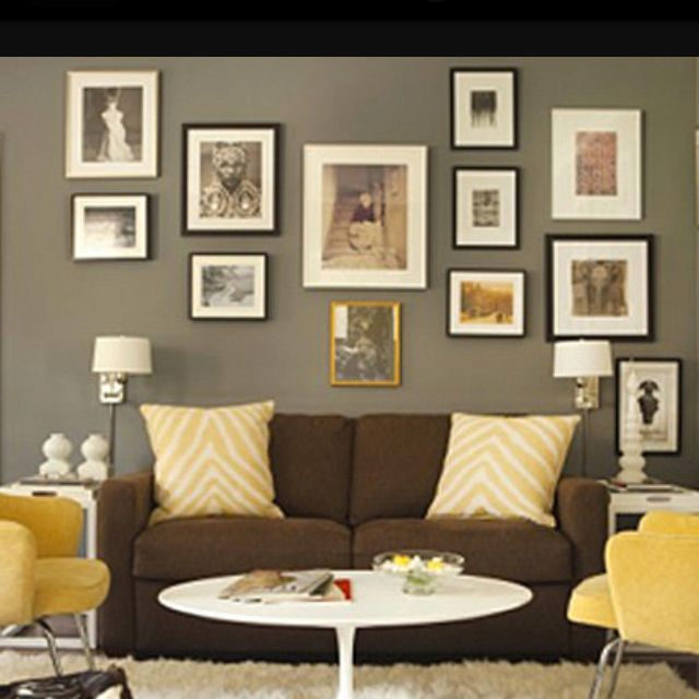 Brown And Yellow Bedroom Ideas: Grey, Yellow, And Brown... Who Knew?