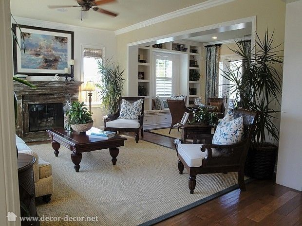 Superbe British Colonial Living Room | Living With A Colonial Accent   Photo,  Modern Living Room