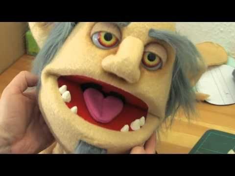 A human sock puppet - 2 7