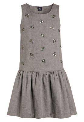 Cocktailkleid / festliches Kleid - heather grey