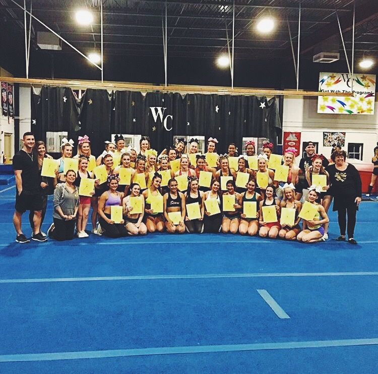 World Cup Shooting Stars 2017 2018 Allstar Cheerleading Cheer Pictures World Cup