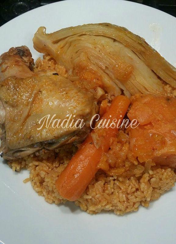 Tiep Poulet Et Legumes Au Cookeo Cuisine Africaine Pinterest