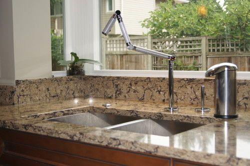 Kohler Karbon Faucet contemporary kitchen faucets