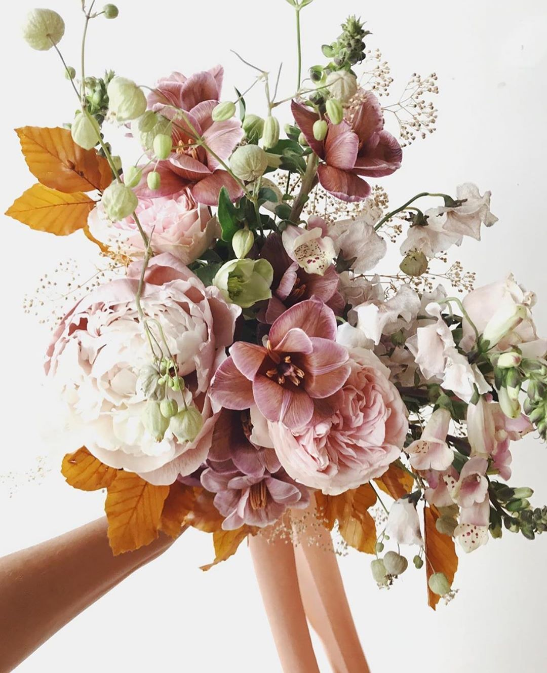 So Much To Love In This Stunning Bouquet By