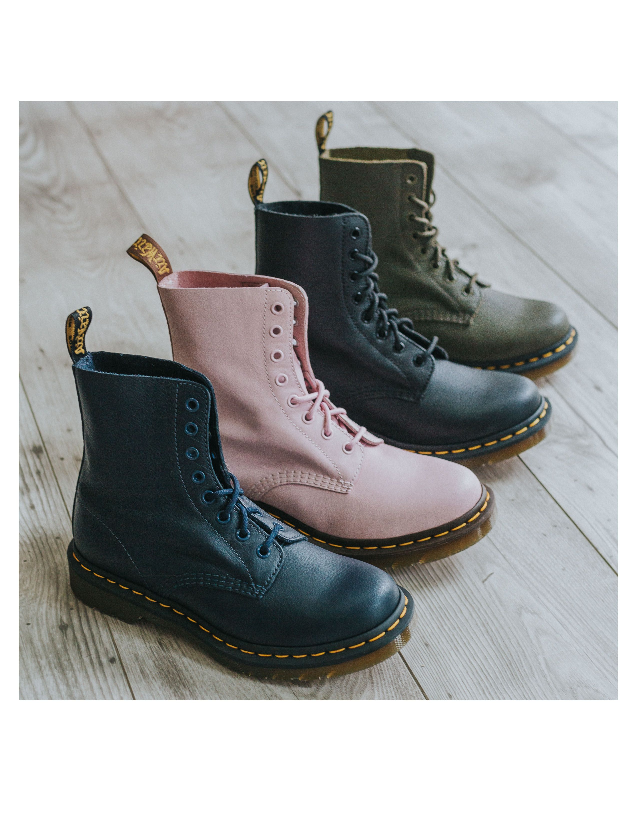 b342931bccf670 Dr. Martens 1460 Pascal Virginia Boot | Bubblegum From Kular Fashion based  in Derry, Northern Ireland.