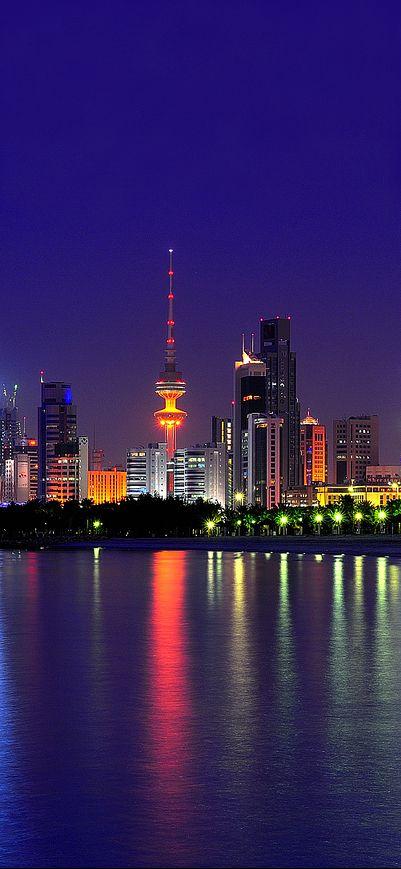 Kuwait City Kuwait City City Travel Beautiful Landscapes