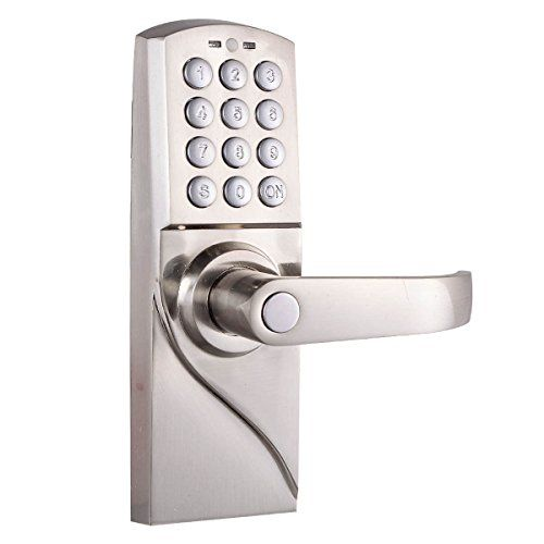 Digital Electronic Security Entry Door Lock Right Handle For More