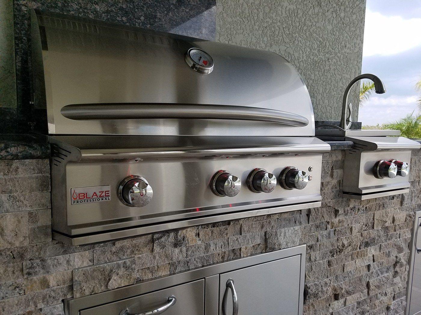 Hurricane Resistant Outdoor Kitchen Build Outdoor Kitchen Outdoor Kitchen Kitchen Design