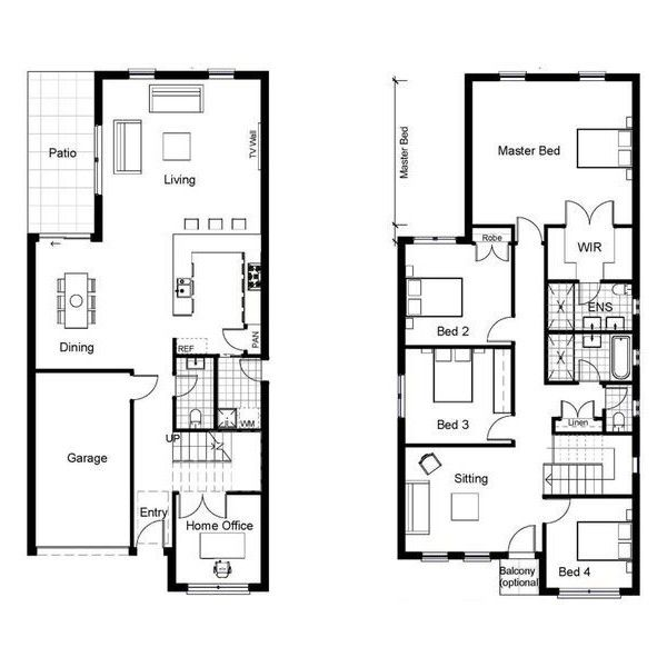 Pin By Rose Sant On Ever After High Narrow House Plans House Plans Uk Narrow Lot House Plans