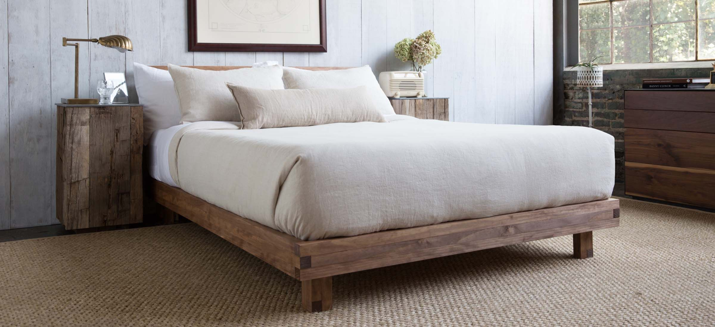 Loblolly Mattress With Dyi Bed Frame