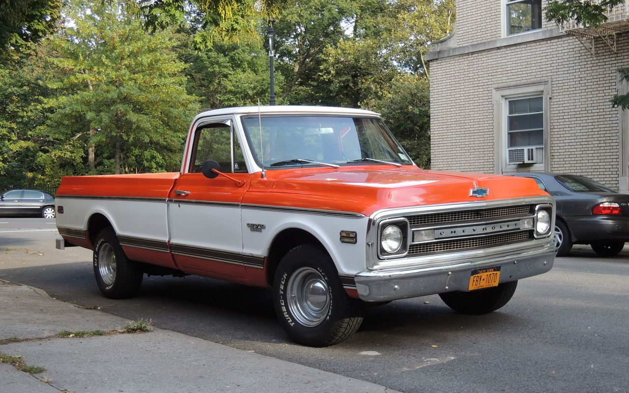 Remained Classic Pickups Pickup Model Truck Among Until Chevy Line Core From This And Was Vintage Trucks Chevy Gmc Pickup Trucks Chevy Trucks