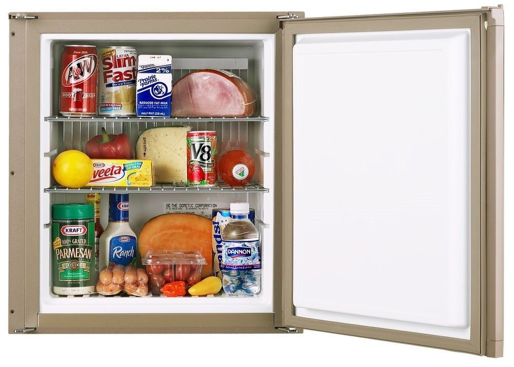 Dometic Rm2193 3 Way Fridge Rv Refrigerator Camper Interior Camping Fridge