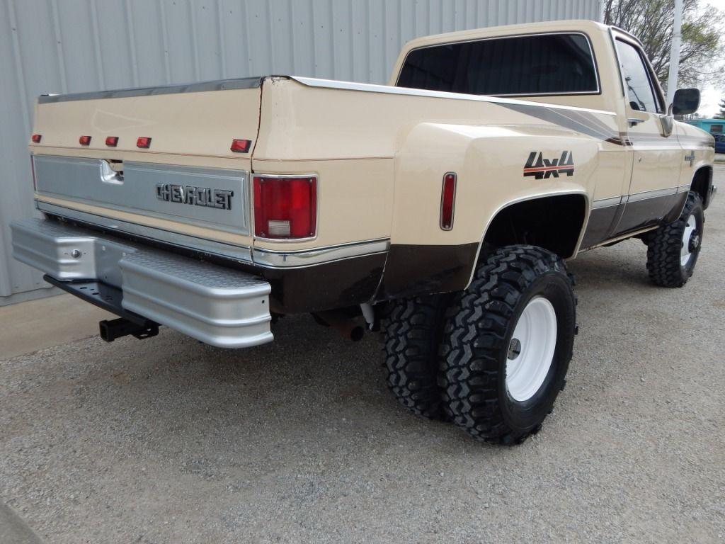 Chevrolet c k pickup 3500 scottsdale ebay