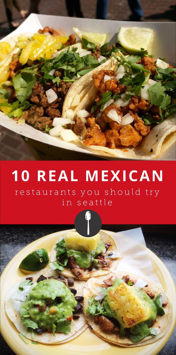 authentic mexican food seattle
