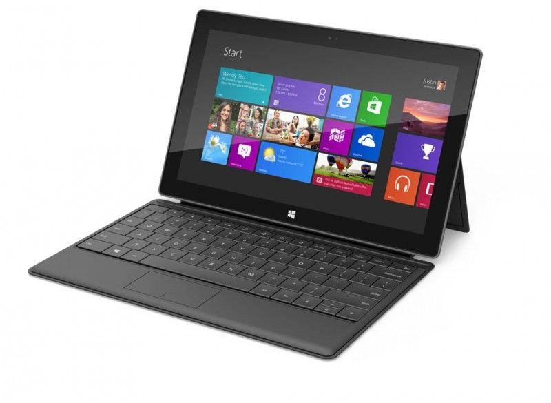 La Tableta de Microsoft! Surface!