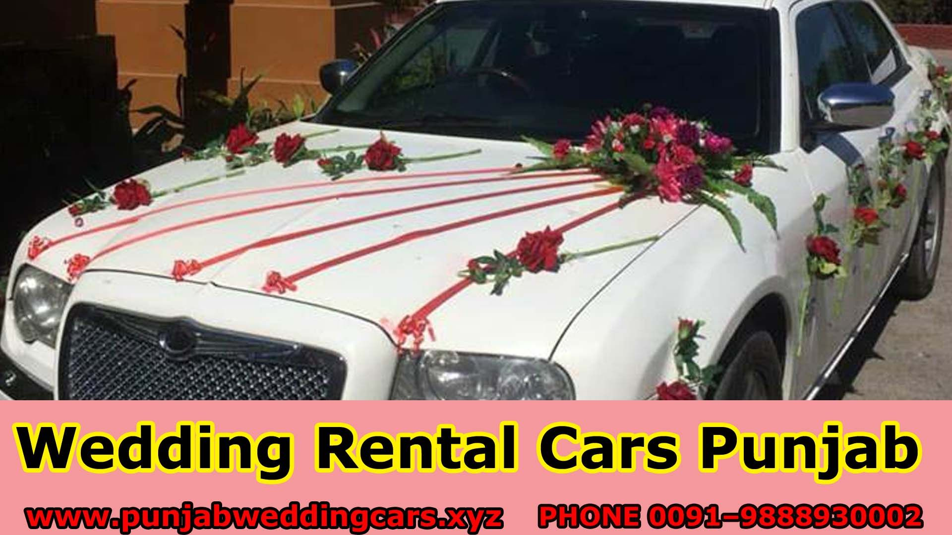 Wedding Cars In Punjab Punjab Wedding Cars Provides Rental Wedding Cars Luxury Wedding Cars In Punjab At Very Aff Wedding Car Wedding Rentals Car Rental