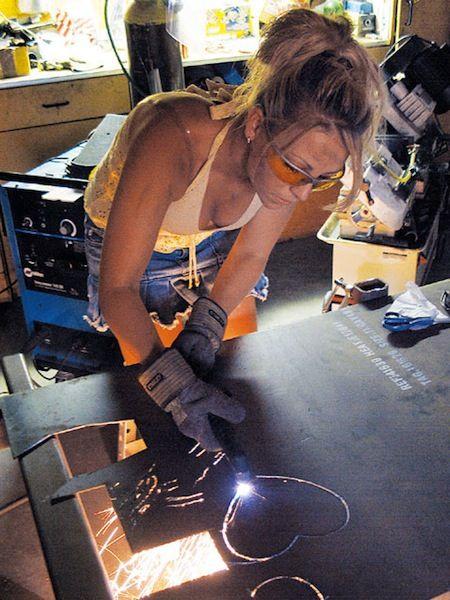 Hot Welding Women Buscar Con Google Proyectos Que