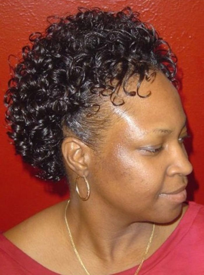 Tremendous 1000 Images About Hairstyles On Pinterest Black Women Short Hairstyles For Women Draintrainus