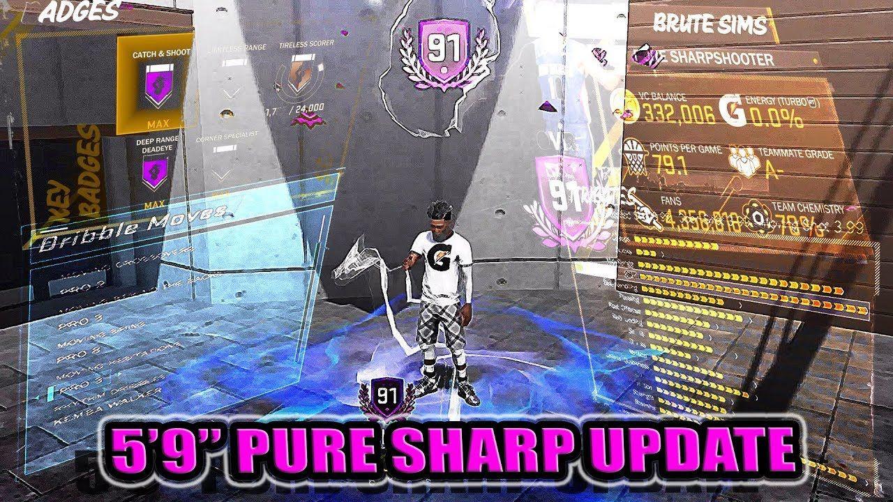 Nb Nba 2K18 Pure Playmaker Gameplay - BerkshireRegion