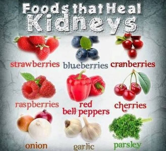 Here Are The Top 9 Kidney-friendly Foods, Rich In