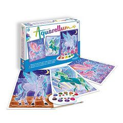 Sentosphere Usa Pegasus Aquarellum Craft Kits For Kids Painting