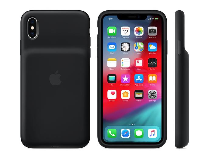 Funda Apple Smart Battery Case Iphone Xs Max Funda Bateria B con