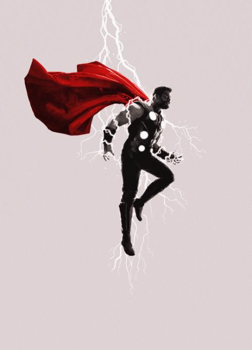 Thorodinson Thor In Avengers Infinity War 2018 Xm