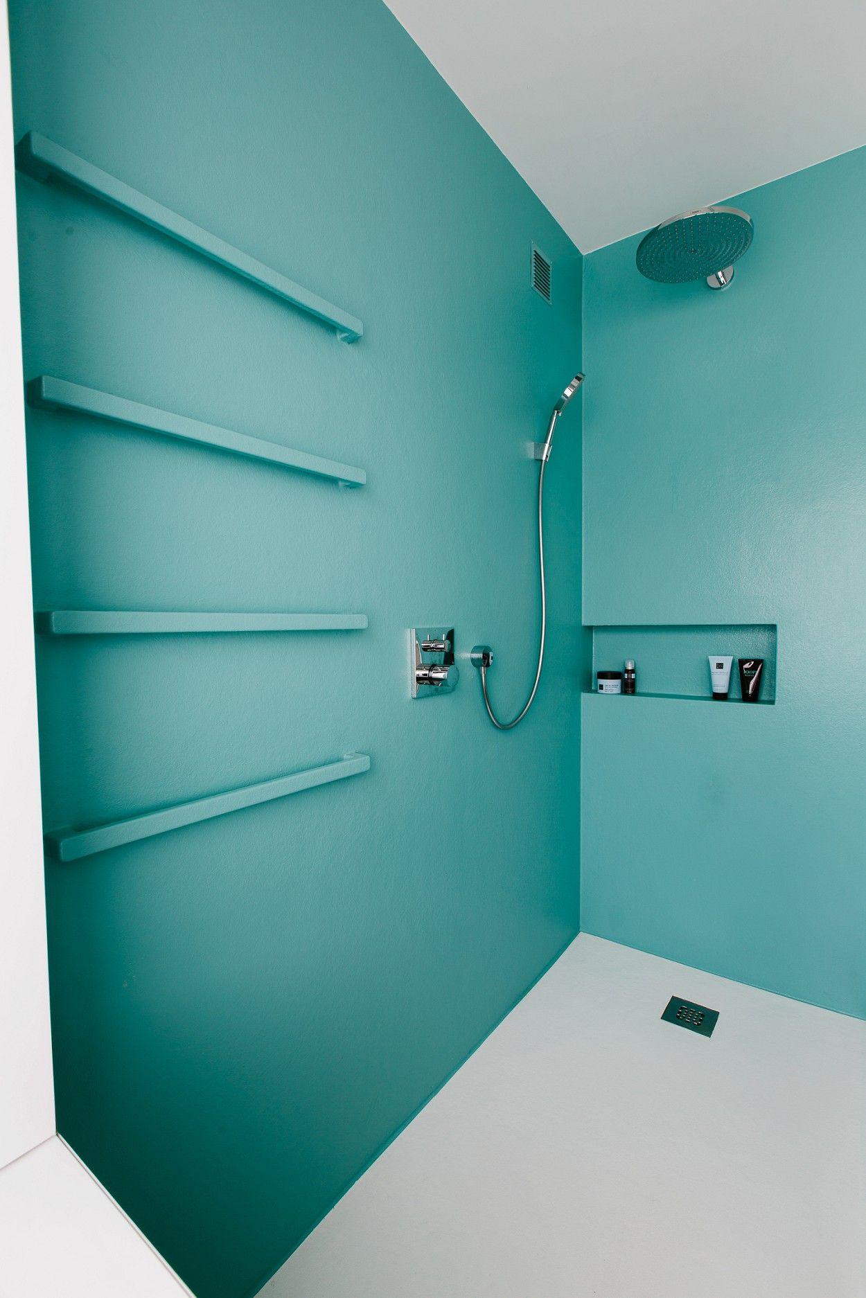 inrichten verdieping Edegem 2013-2014 I badkamer (white, badkamer ...