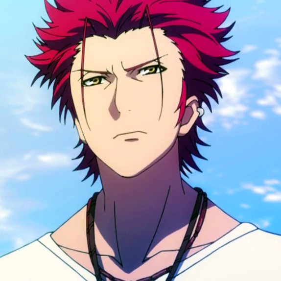 1000  images about Mikoto Suoh on Pinterest | Sexy anime guys ...